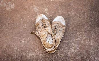 dirty-shoes-muddy-mud-